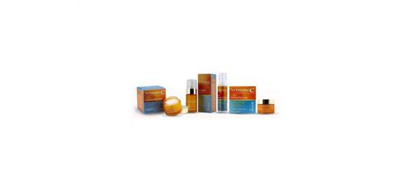 5 מוצרים ויטמין סי