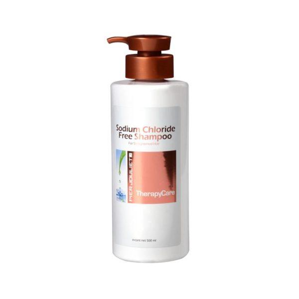 שמפו ייחודי לשיער שעבר טיפולים כימיים כגון החלקה צבע הבהרה
